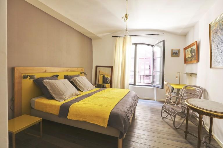 Guestroom at B&B Maison Boa