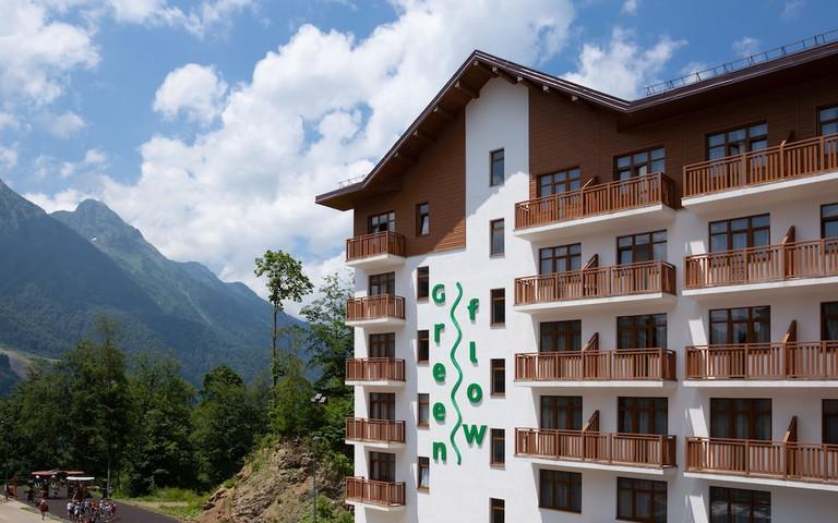 Green Flow Hotel Rosa Khutor