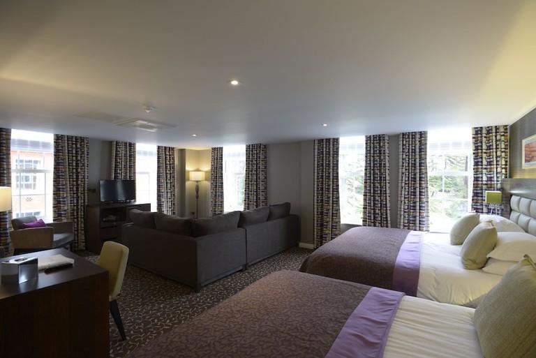 The Lensbury Resort