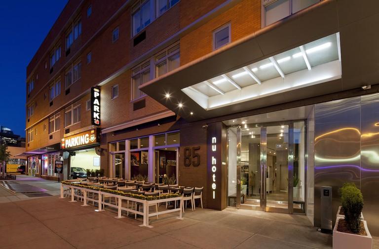 NU Hotel Brooklyn, Dumbo, New York