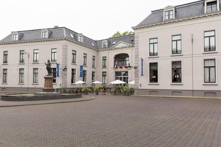 Fletcher Hotel-Paleis Stadhouderlijk Hof, Leeuwarden.