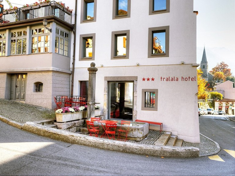 Tralala Hôtel Montreux