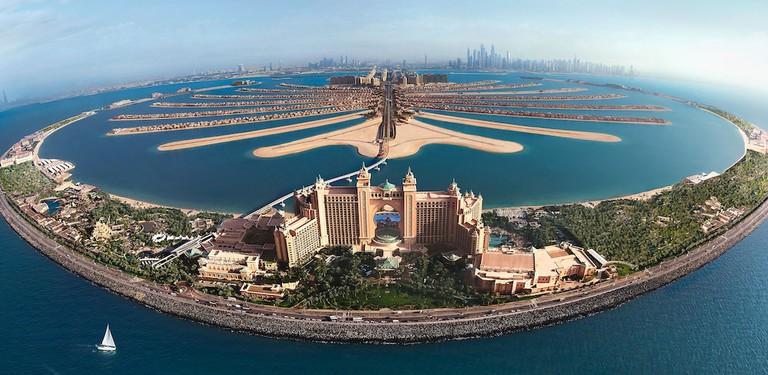 Atlantis, the Palm, Dubai, UAE.