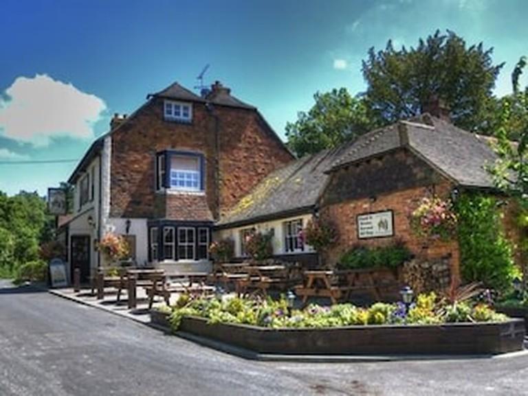 The Black Horse Inn, Thurnham