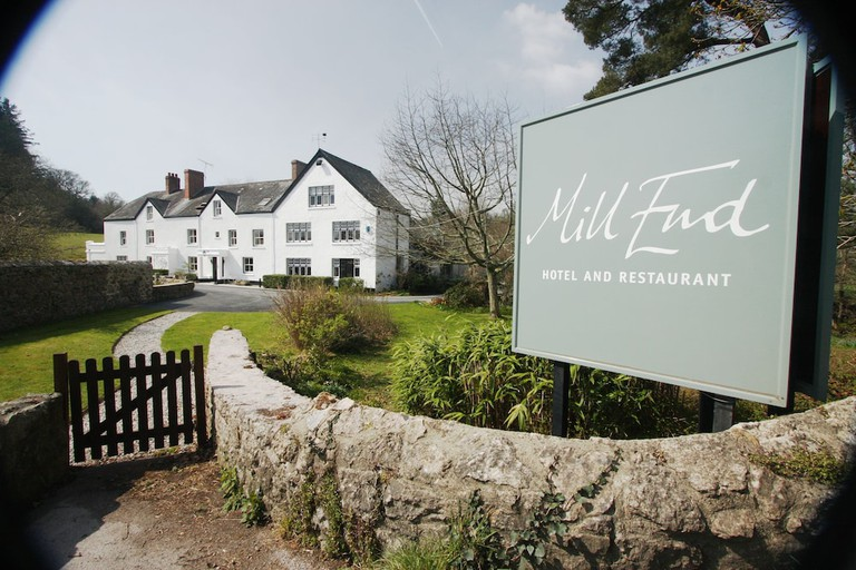 Mill End Hotel - Chagford