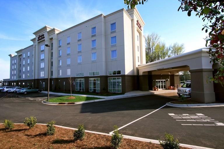56904de9 - Hampton Inn & Suites Charlotte Airport