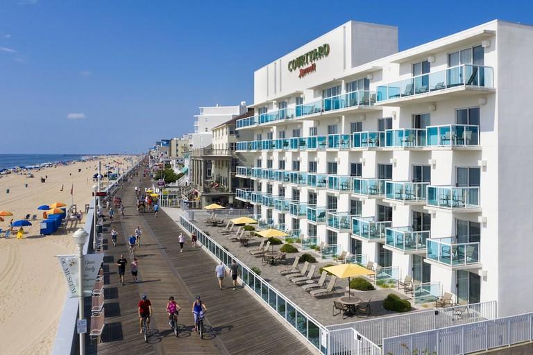 Courtyard Ocean City Oceanfront_5e8e4c54