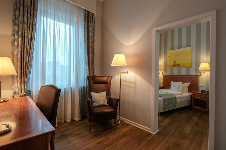 Hotel Savoy, Mitte
