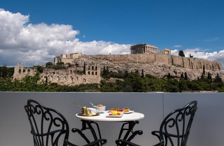 Acropolis View Hotel s