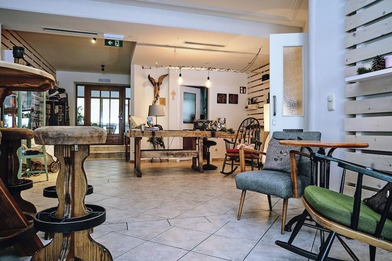 Hotel Tannenhof, St Anton, Austria