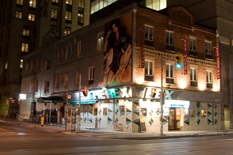 The Rex Hotel is perfect for blues fans