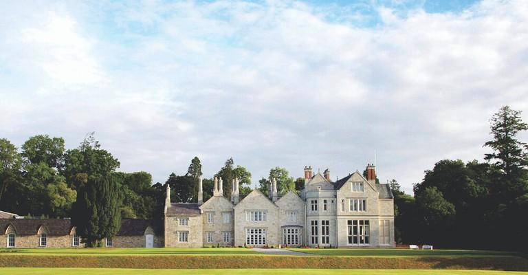 Lough Rynn Castle