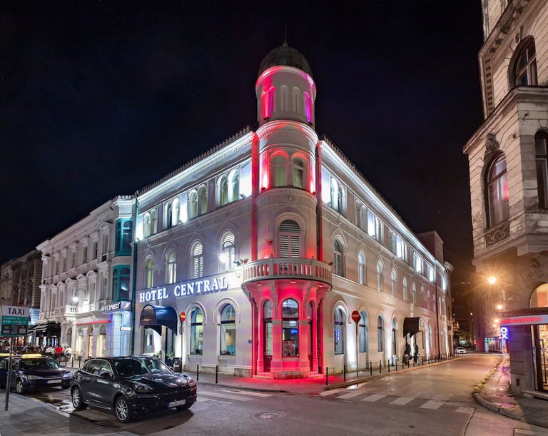 Hotel Central Sarajevo