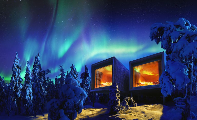 Arctic TreeHouse Hotel, Finland