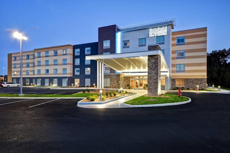 4ac8801b - Fairfield Inn & Suites by Marriott Plymouth