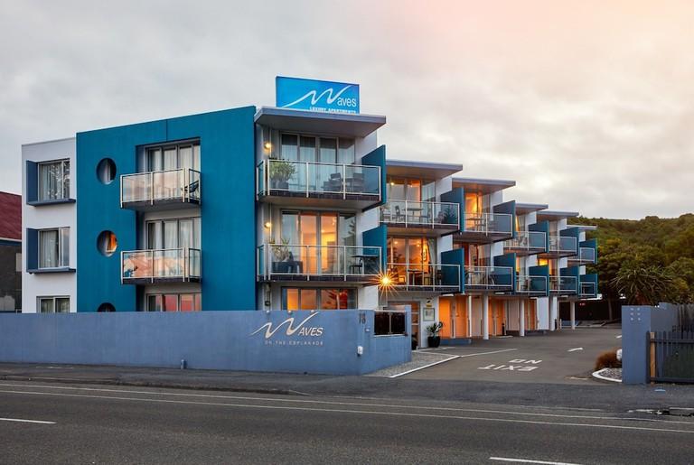 Seafront Apartments at Kaikoura Holiday Homes