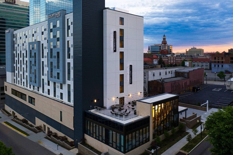 Courtyard by Marriott Knoxville Downtown