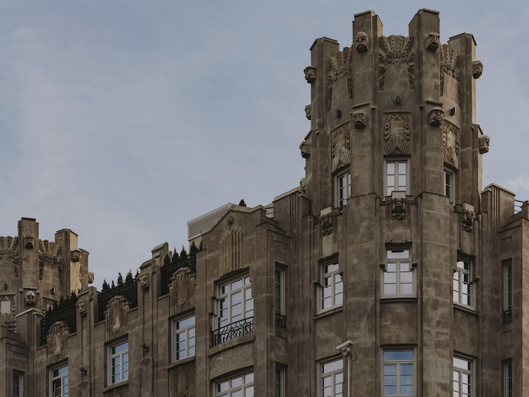 El Môderne Hotel