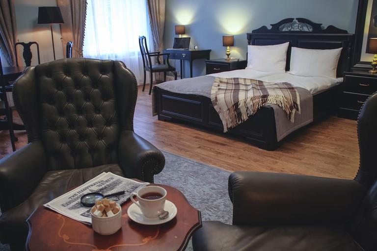 Sherlock Art Hotel, Riga