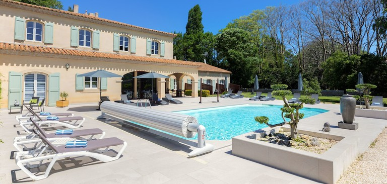 Hotel La Bastide Saint Martin