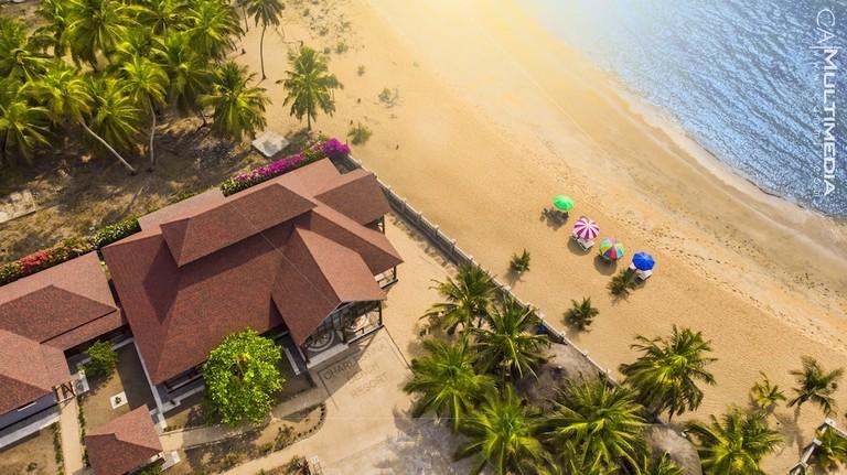 Charlestina Beach Resort, Ampenyi