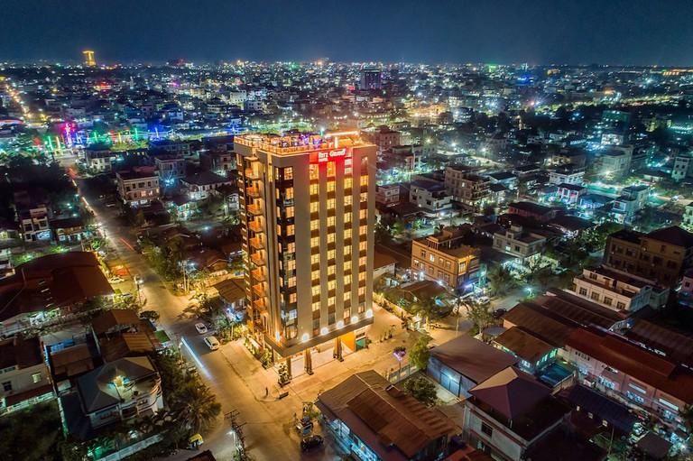 Ritz Grand Hotel Mandalay