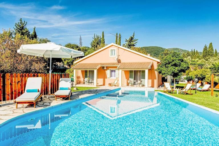 Villa Secret Paradise in Doukades