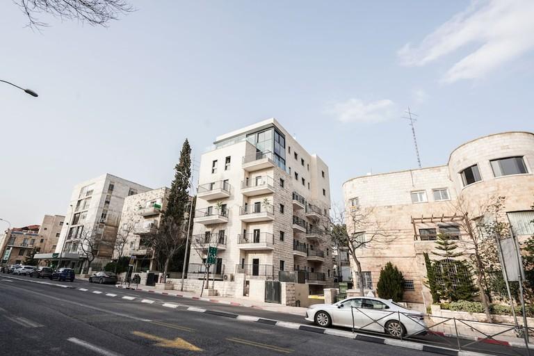 Sweet Inn Apartments - Luxury Keren Hayesod