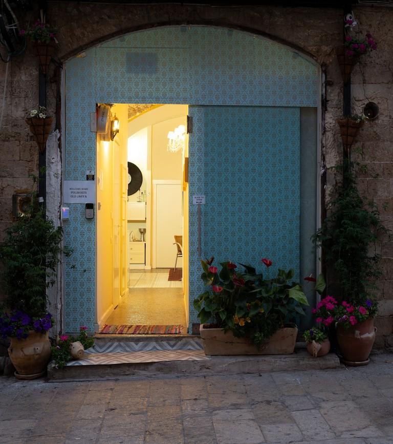 Old Jaffa Hostel, Tel Aviv, Israel.