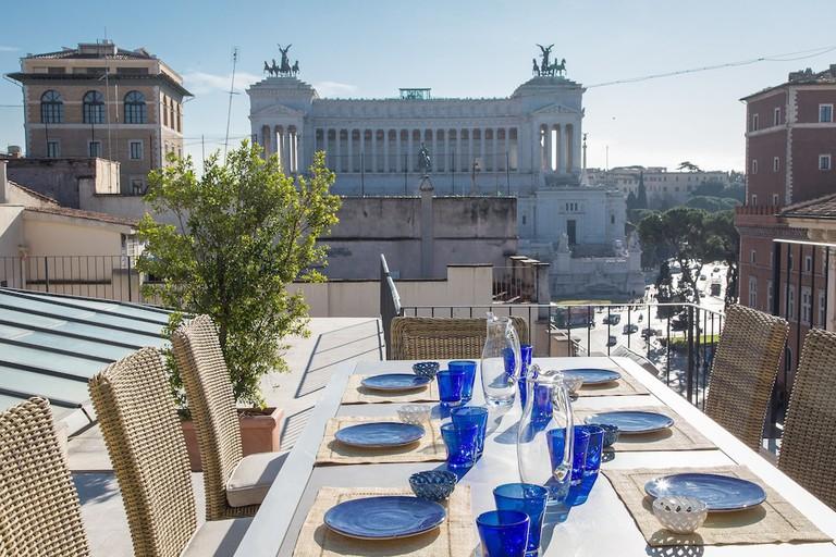 Amazing View Piazza Venezia