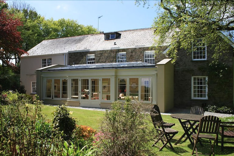 The Old Rectory, Boscastle