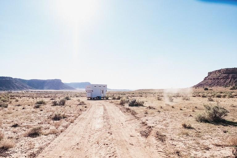 Zion's Tiny Getaway