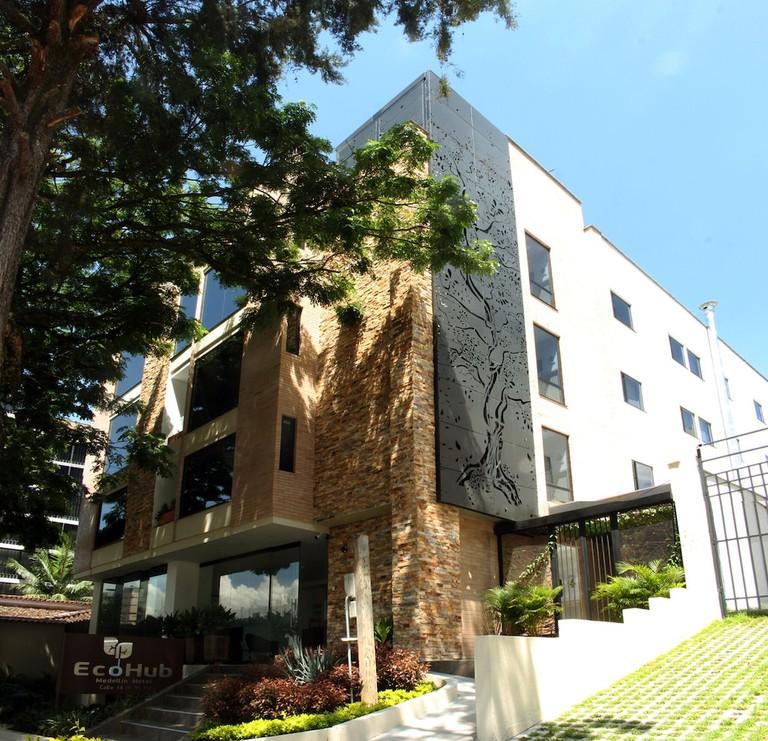 EcoHub Hotel