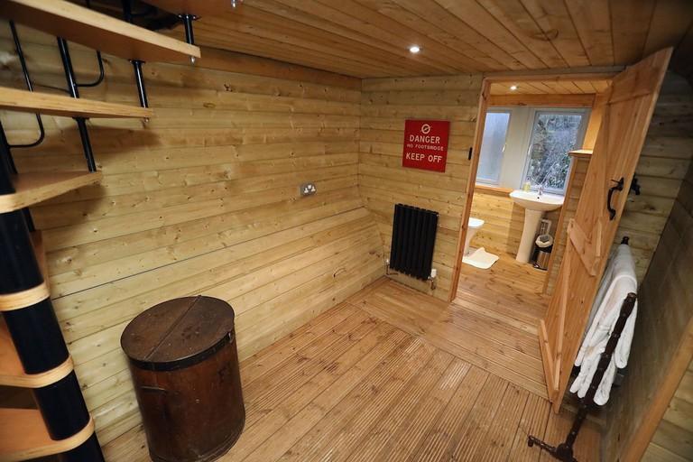 Hapus Yurt Luxury Yurts & Barn