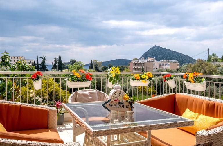 Sirena Tolo Luxury Apartment