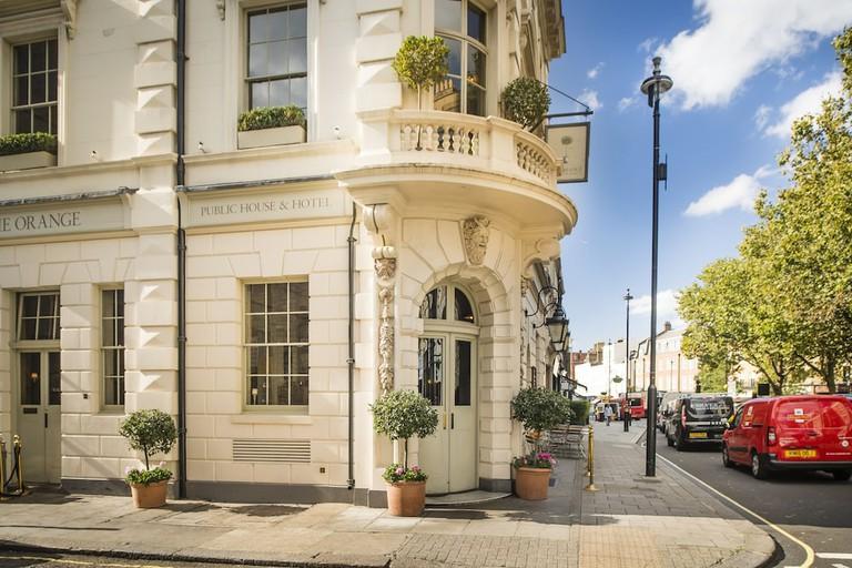 The Orange Public House & Hotel, London