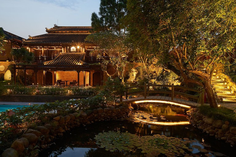 Ancient Hue Garden Houses