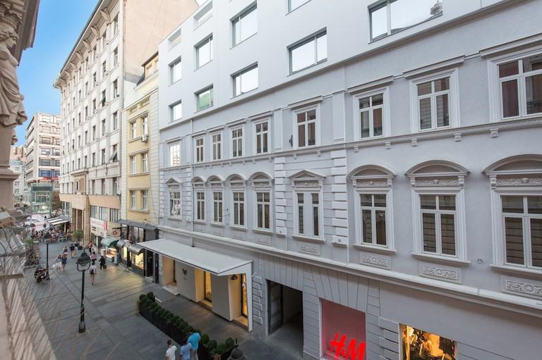 Boutique Hotel Museum