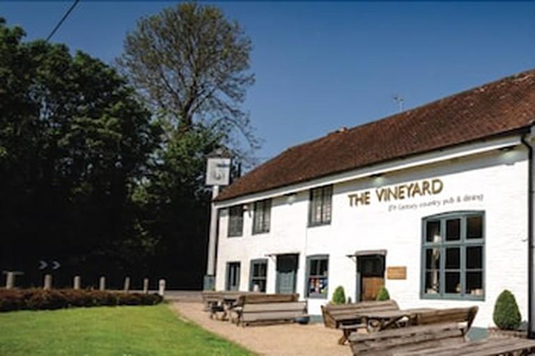 The Vineyard, Lamberhurst