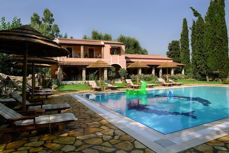 Corfu Club Apartments in Gouvia