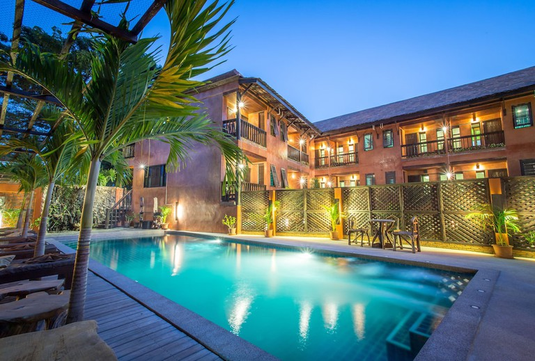 Rainforest Chiangmai Hotel