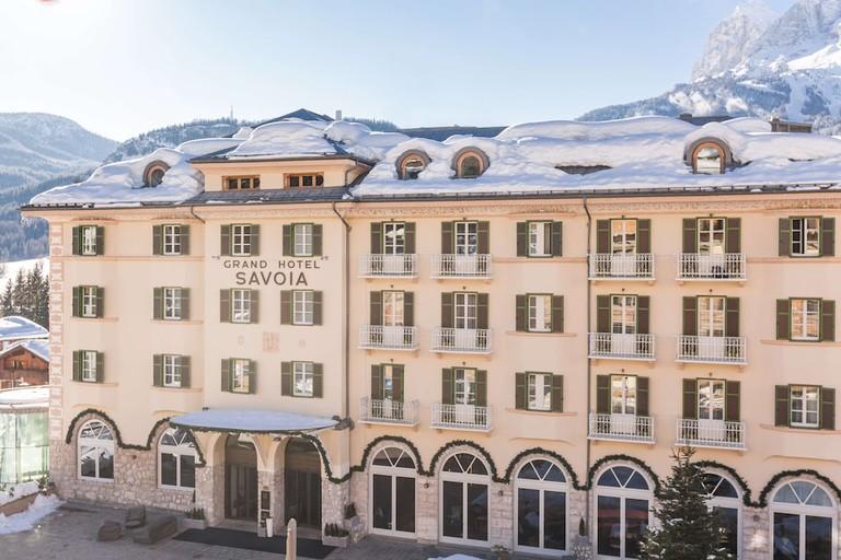 344348b7 Grand Hotel Savoia