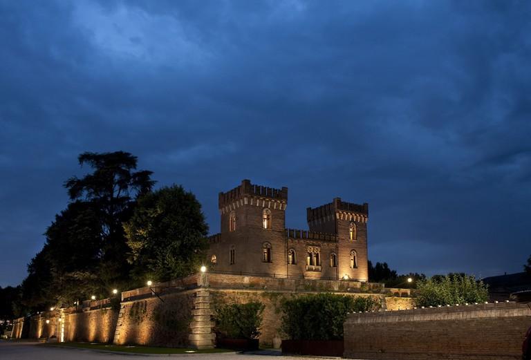 Relais Castello Bevilacqua, Italy