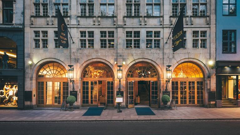 Hotel Christiania Teater 481574e8