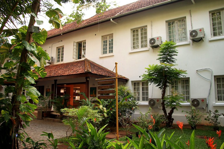 Old Lighthouse Bristow Hotel, Kerala