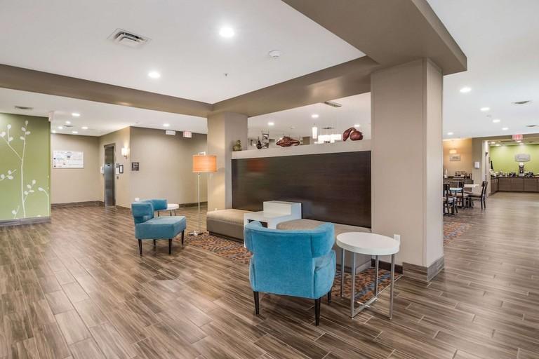 Sleep Inn & Mainstay Suites Union City