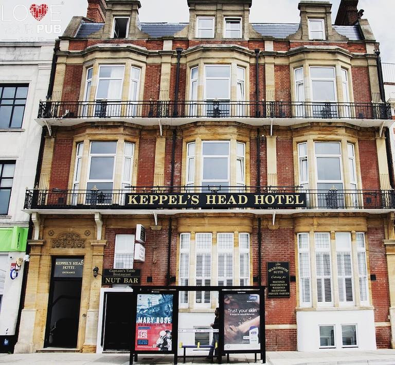 Keppel's Head Hotel