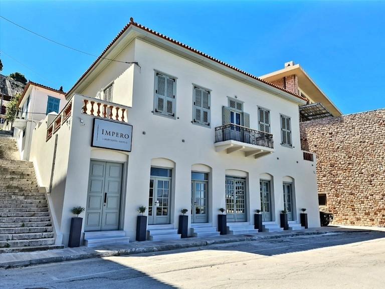 Impero Luxury Suites Nafplio