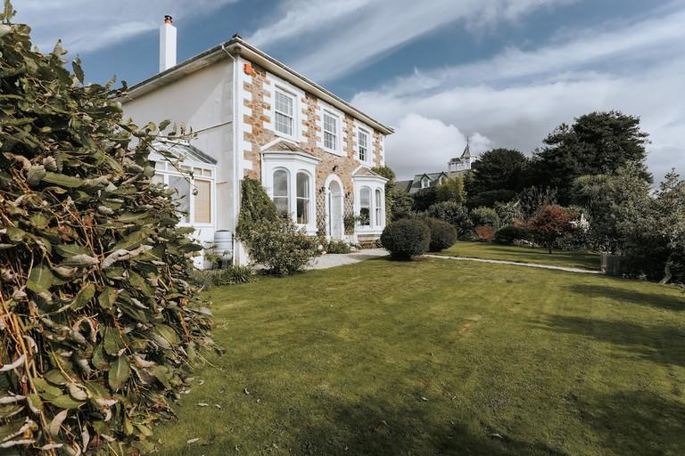 Ivy House Cornwall