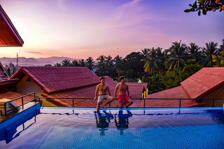 Mad Monkey Luang Prabang Hostel